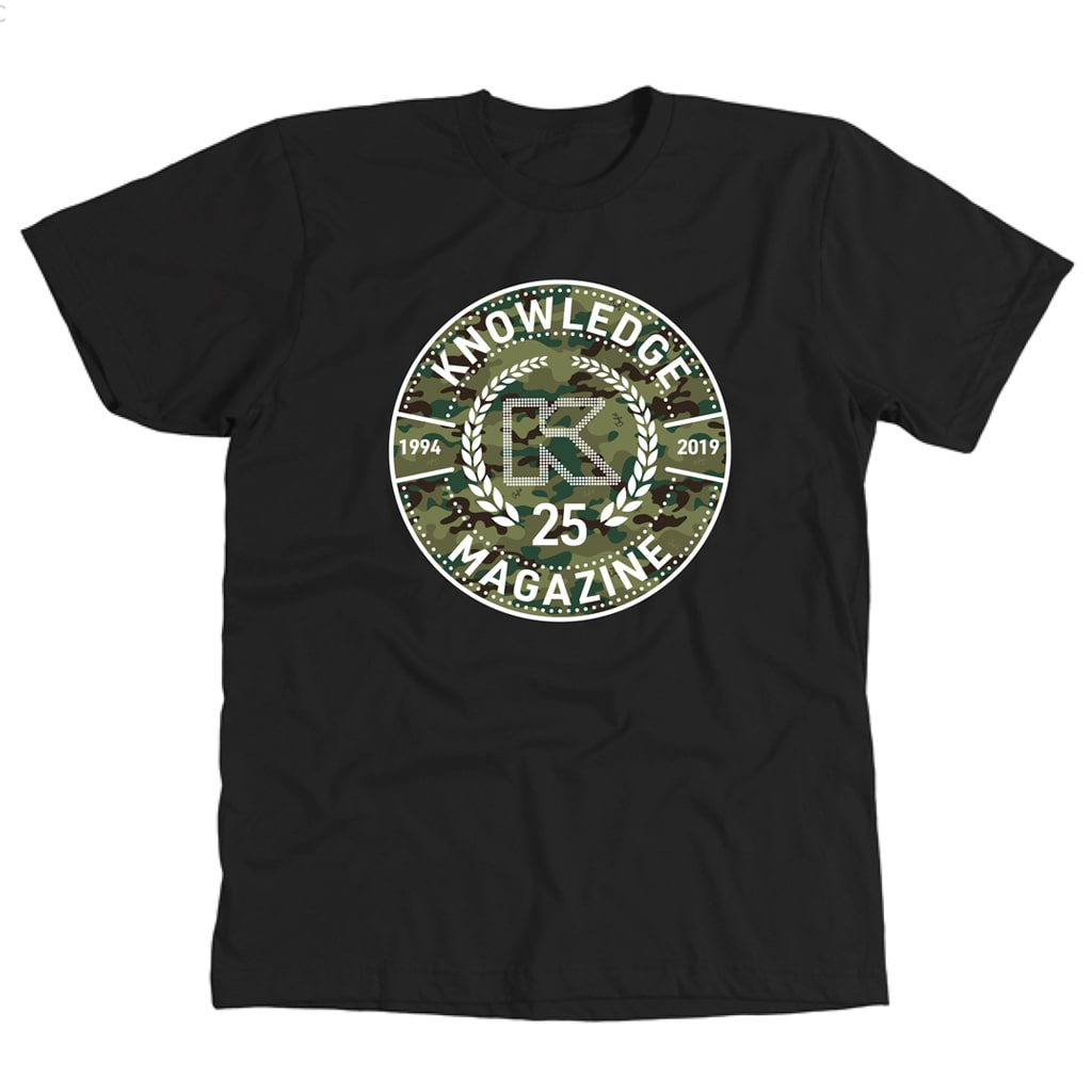 Kmag 25 years Junglist Network Collab T-Shirt
