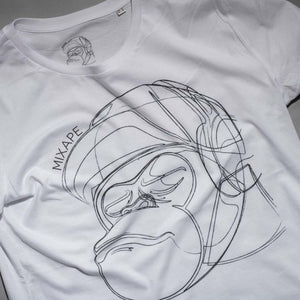 Mixape White T-Shirt