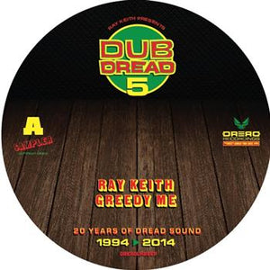 Dub Dread 5 - Ray Keith Dub 1