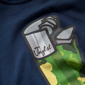 Jnglst Clipper Lighter Tee Close up