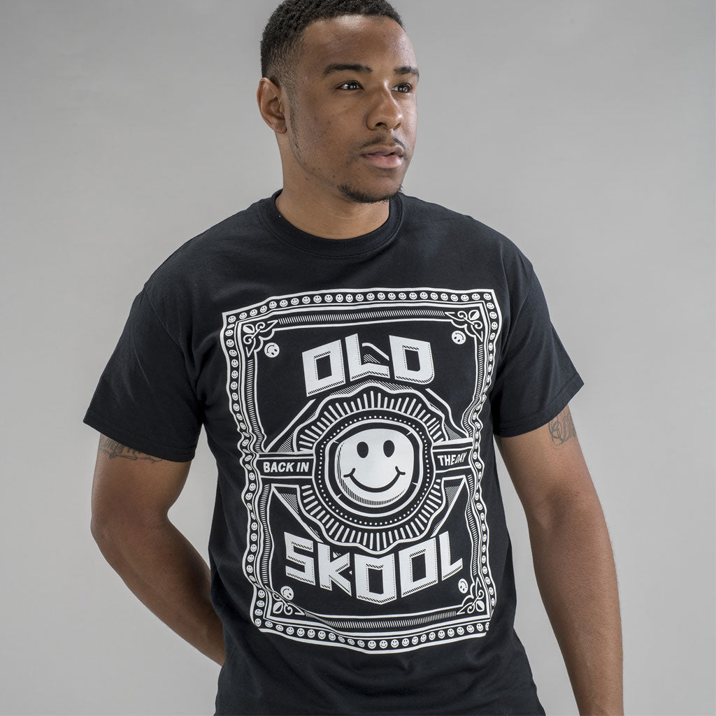 Junglist Old Skool Raver t-shirt