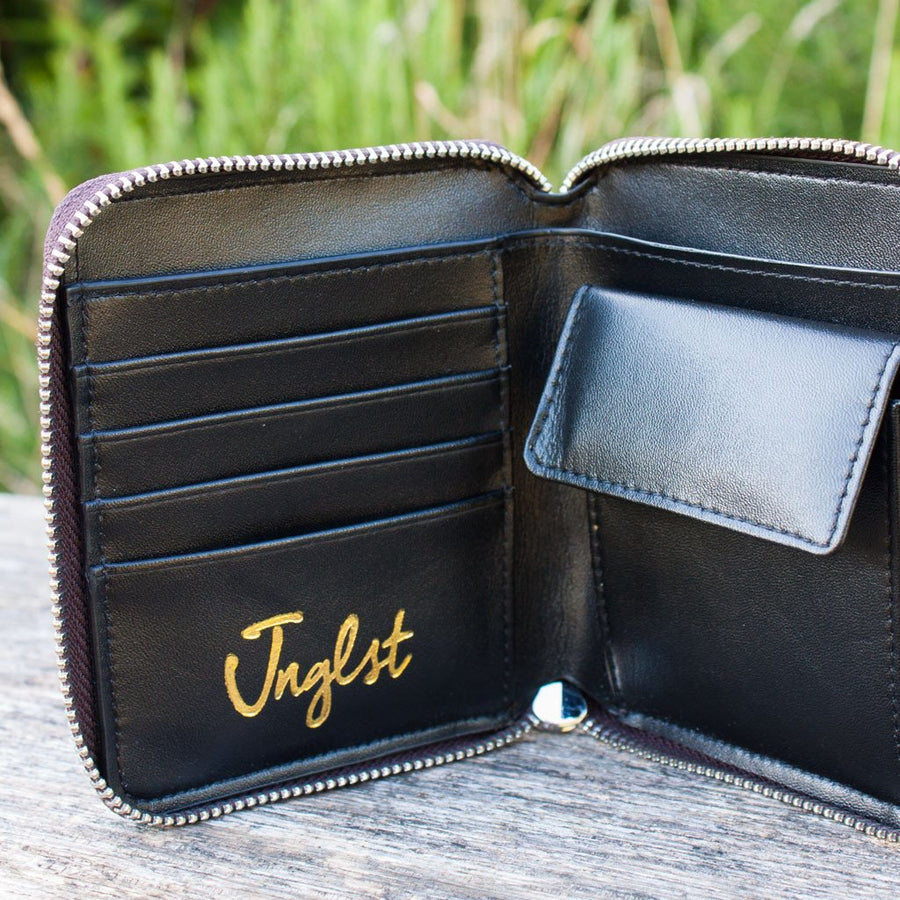 Camo Wallet Leather from Junglist