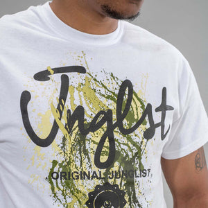 Jnglst Paint Splatter T-Shirt