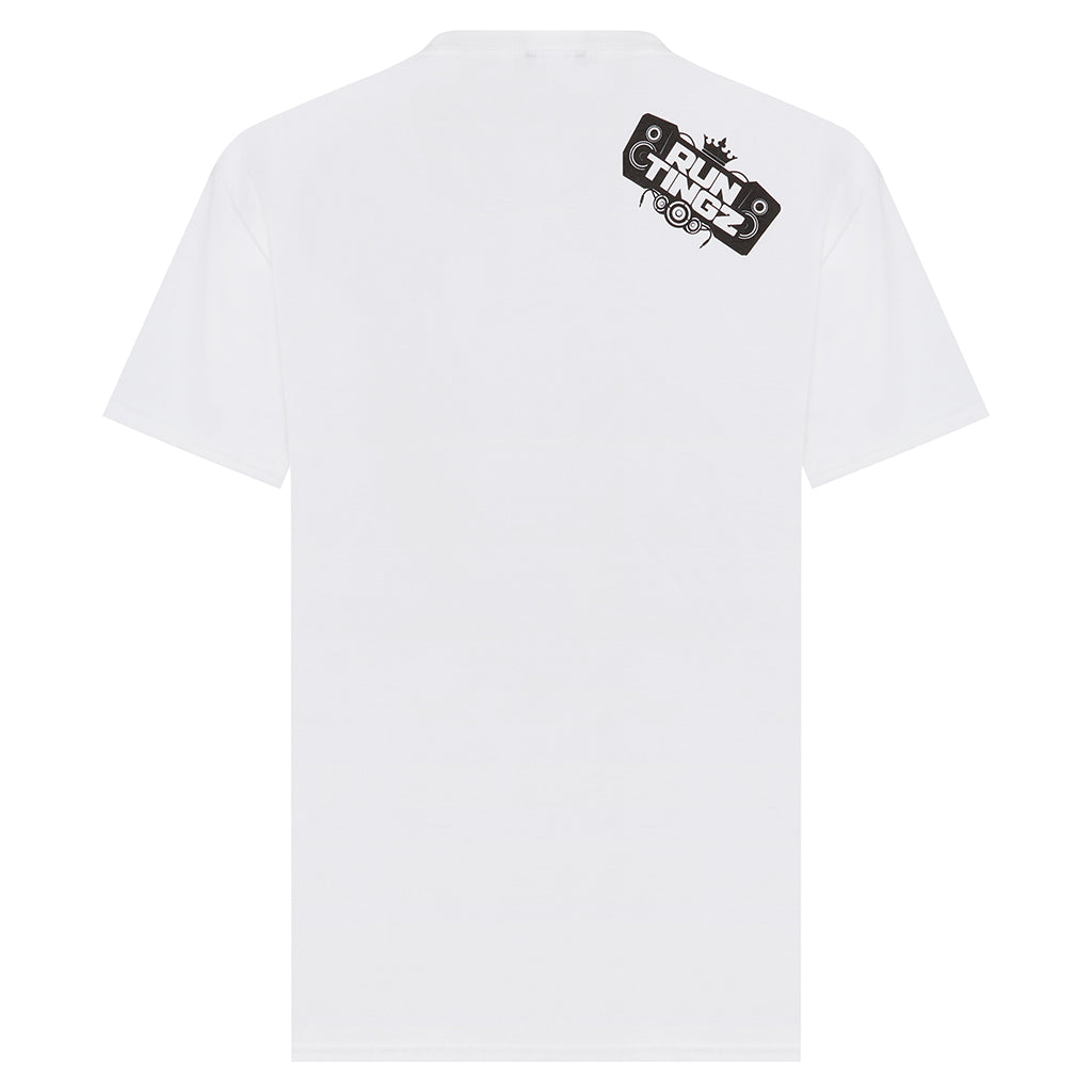 Run Tingz T-Shirt White
