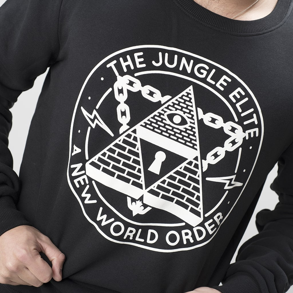 The Junglist Elite Sweatshirt