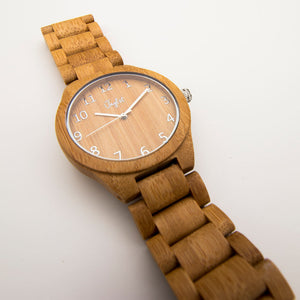 Bamboo Jnglst Watch