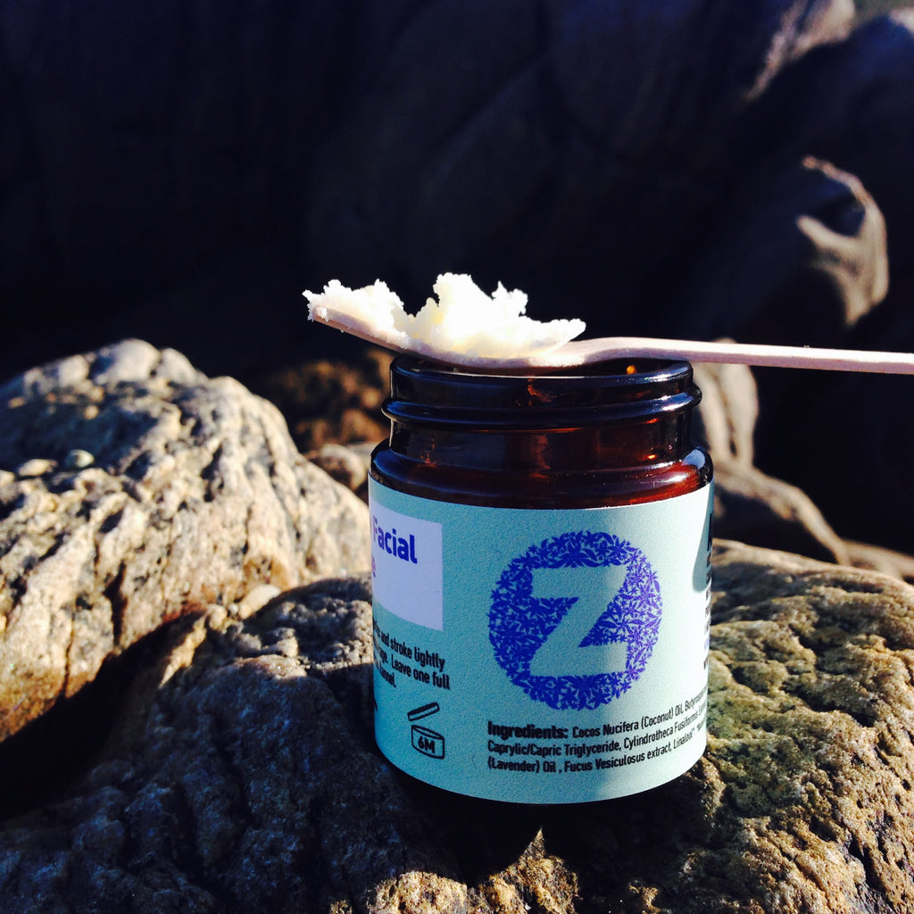 Fabulous review by Beauty Balm of our Eco Marine Algae Facial Cleansing Masque - and £5 off!