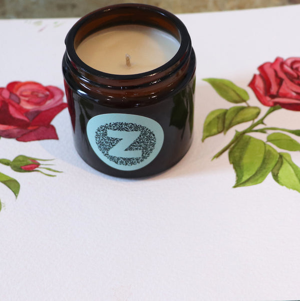 Spa Botanical Candle