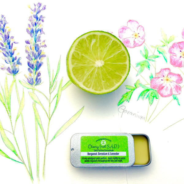 Cheery (not S.A.D.) Solid Perfume