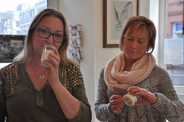 Taster Candle Making Workshops