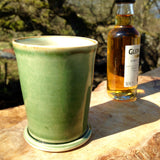 The Wee Dram - Whisky Inspired Candles - Pottery Cup
