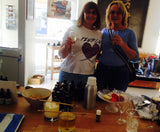 Candle Making Party Workshop