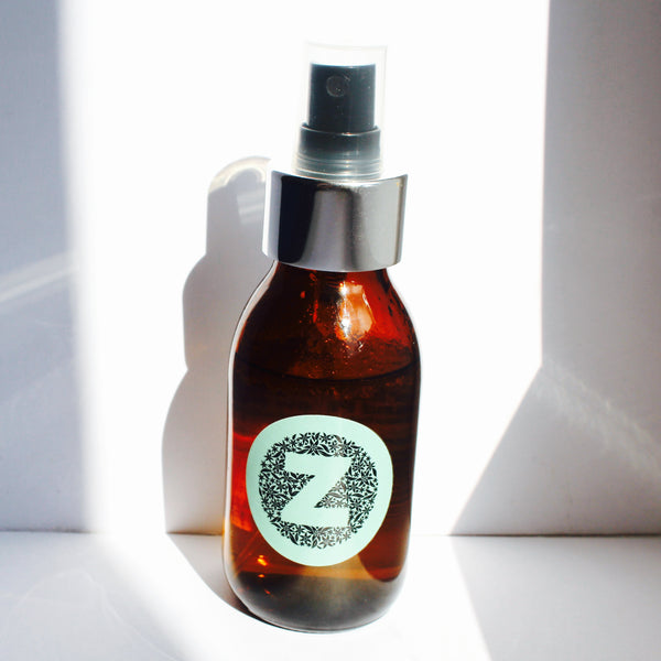 Purification Room and Laundry Mist in Palo Santo, Cedarwood, Patchouli and Ylang Ylang