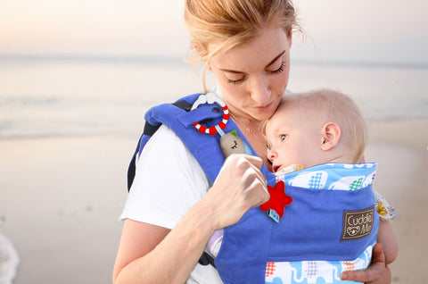 CuddleMe Ergonomic Soft-structured NeoCarrier