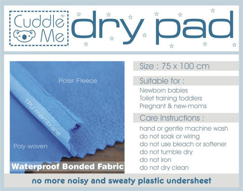CuddleMe Drypad (2 for $26) any colour combination