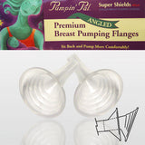 Angled Breast Pumping Flanges