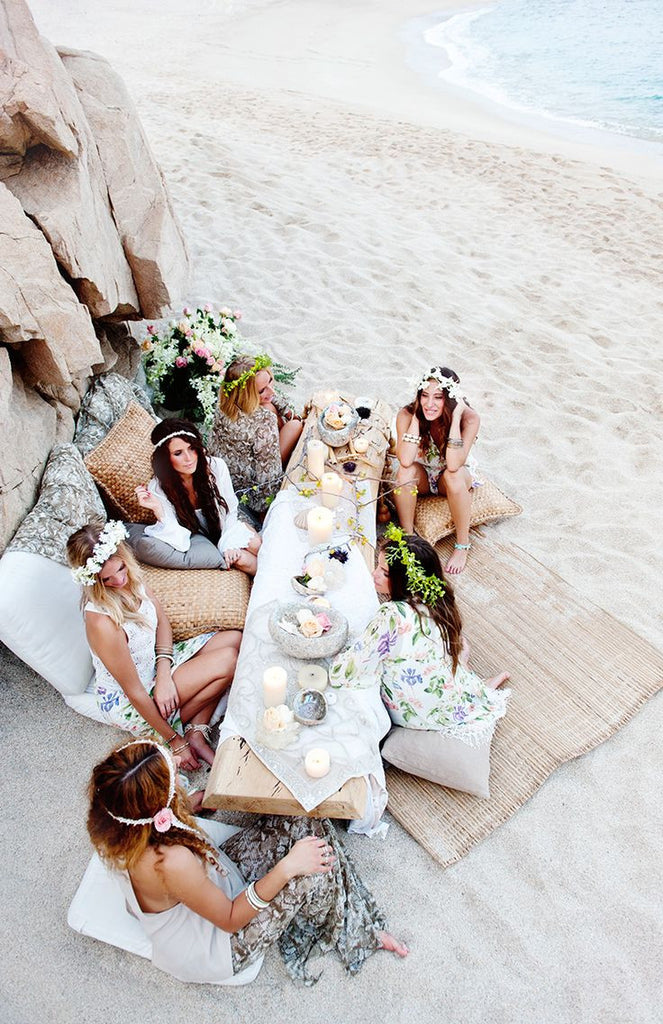 Perfect Beach Picnic :: French Riviera
