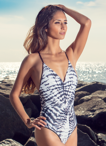 Apia One Piece // Mirage - Cabana Anna Swimwear  - 1