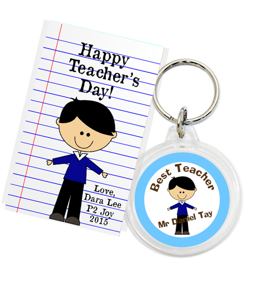 Teacher's Day Bundle of 10 Bag Tags