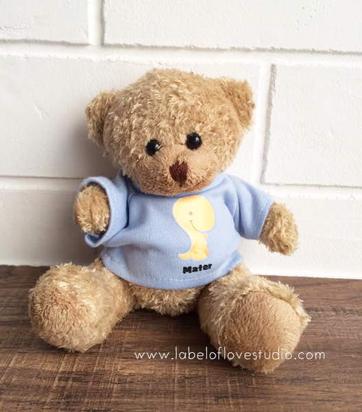 Personalized little Bear