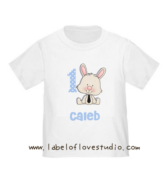 Buddy the Rabbit Birthday Tee