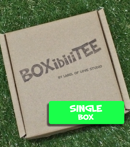 BOXibiliTEE Single Box