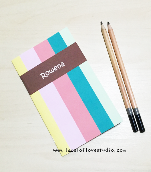 Candy Hues Notebook
