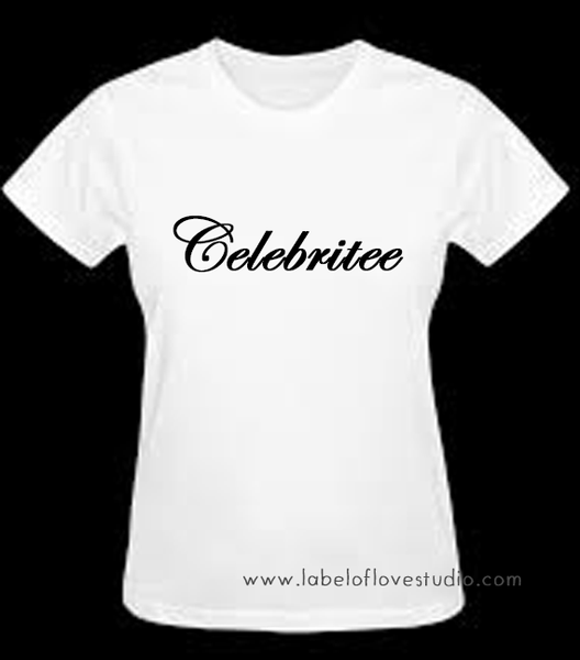 CelebriTee - Live Simple Series