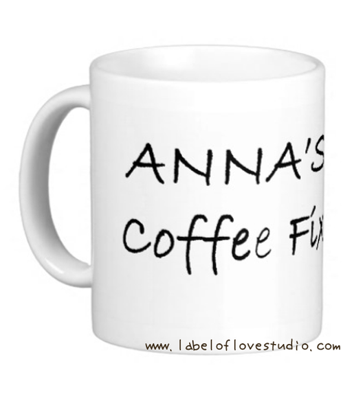 Teacher's Coffee Fix Cup