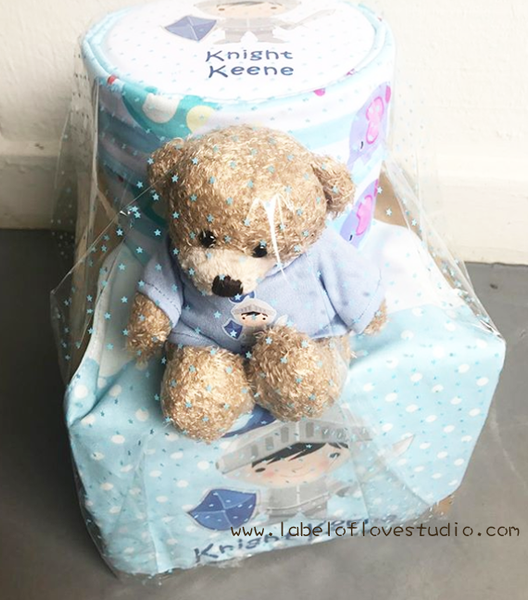 Delightful Baby Hamper Set