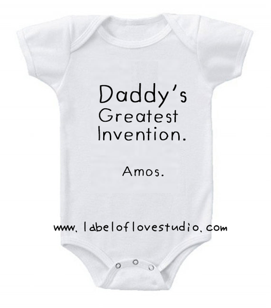 Daddy's Greatest Invention