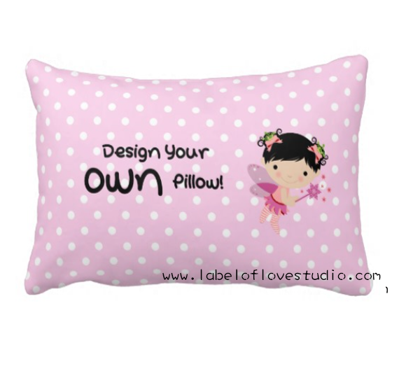 Design your Own Pillow