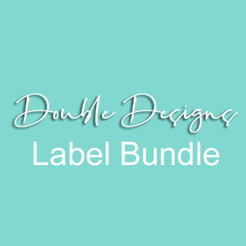 Double Designs Label Bundle