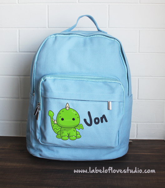 Big Backpack: Cute Dragon