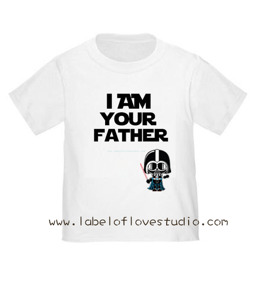 I am your father Tee