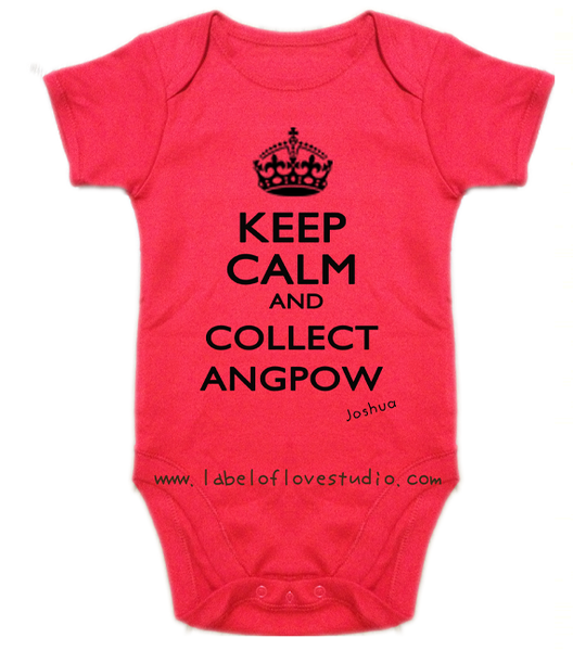 Keep Calm and Collect Ang Pow