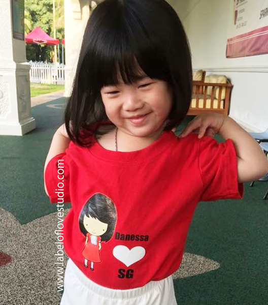 Lil' Kiddo Loves SG Romper/ Tee