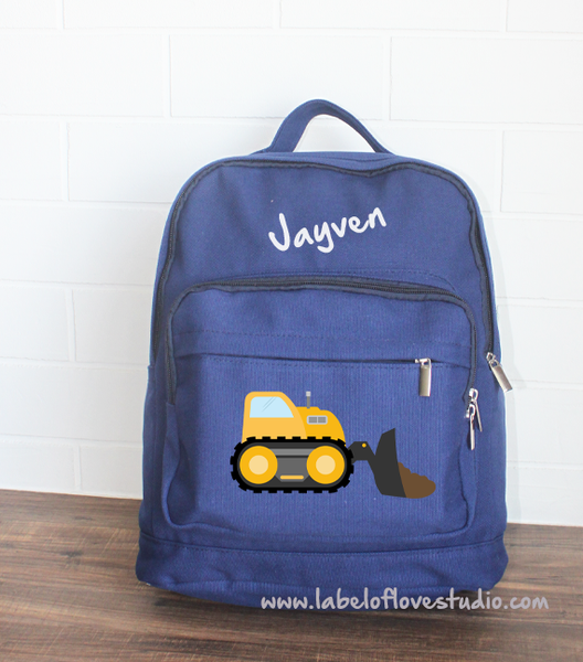 Big Backpack: Little Digger