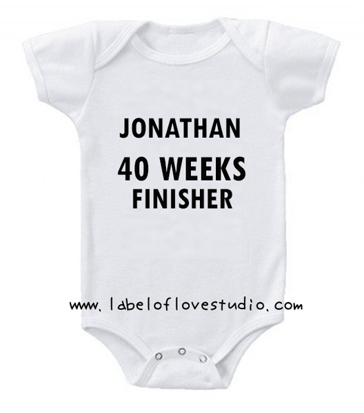 Marathon Finisher Romper