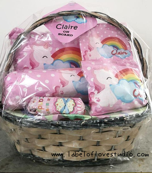 Merry Baby Hamper Set