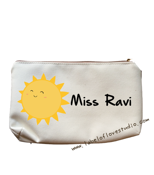 Mr Sunshine Pencil Case