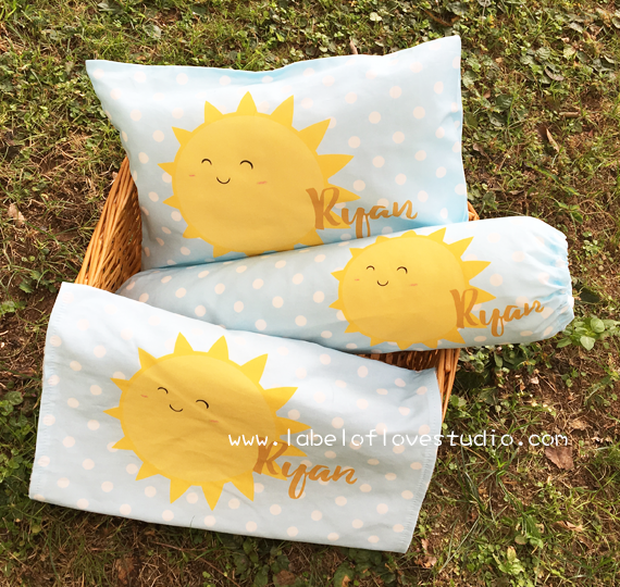 Mr Sunshine Bedding Set
