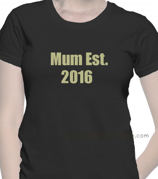 Mum Establishment Tee