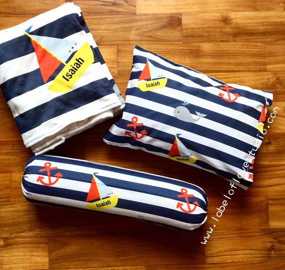 Nautical Bedding Set