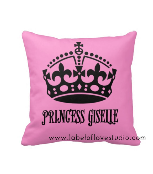 Royal Princess Cushion