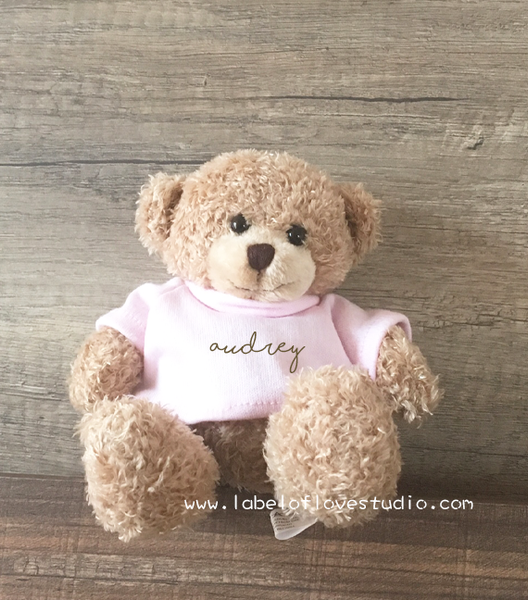 Classic Little Bear with Name