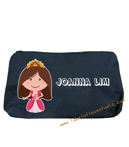 Princess Ruby Pencil Case