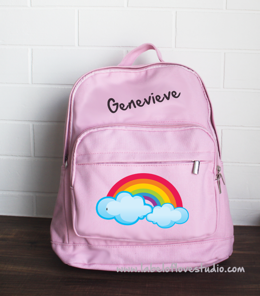Big Backpack: Rainbow