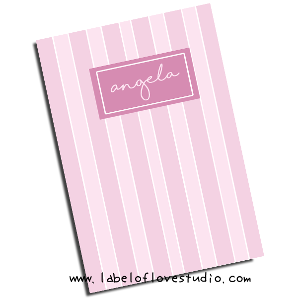 Simply Lovely Notebook