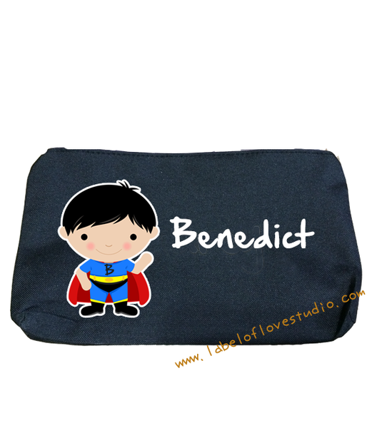 Super Boy Pencil Case